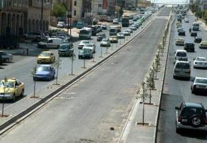 إنجاز 40% من محطة الباص السريع بوسط البلد