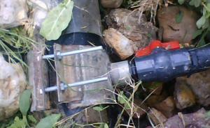 ضبط 37 اعتداء على خطوط مياه في البادية الشمالية