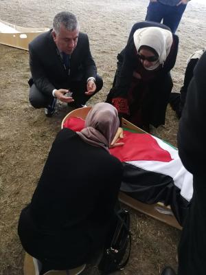 تشييع جثامين الشهداء الأردنيين في نيوزيلندا (صور)