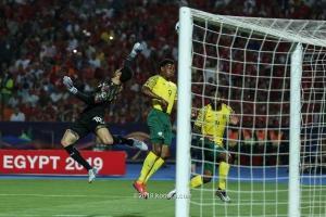 جنوب أفريقيا تفجر المفاجأة وتطيح بمصر خارج البطولة