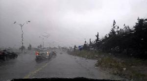 كميات الأمطار خلال الـ 48 ساعة الماضية