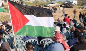 الفلسطينيون يحييون يوم الأرض