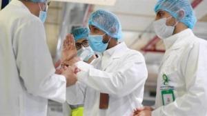 15 طبيباً مصاباً بكورونا في العناية الحثيثة