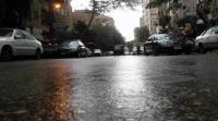 فرصة لهطول زخات من الامطار الجمعة