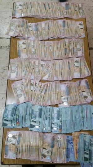 سارق 40 ألف دينار في المفرق بقبضة الأمن