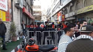 """عمان ..  اعتصام في شارع مكة رفضاً للفيلم """"الاسرائيلي"""" (صور)"""