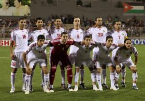 منتخب النشامى يلتقي نظيره السوري الأربعاء