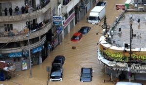 الارصاد تحذر من خطر الانزلاق وتشكل السيول غدا