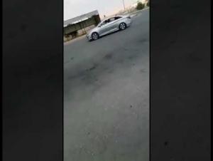 """القبض على """"مفحط"""" دهس فتاة في الزرقاء (فيديو)"""