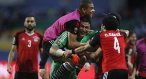 مصر تتأهل لكأس العالم