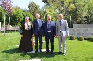 """جامعة الشرق الأوسط تشارك في دورة """"إعداد مقيم جودة تعليم عالي"""""""