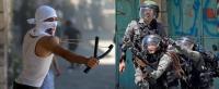 29 إصابة بمواجهات عمت مدن الضفة
