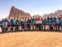 """إطلاق """"تحدي الأردن 2018"""" ضمن مبادرة المساواة في أرض الملعب"""