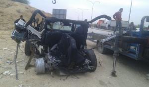 21 اصابة بحادث تصادم في الشونة الجنوبية