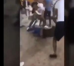 12 شخصاً يعتدون على اردني في البحرين (فيديو)