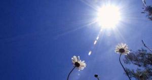 كتلة حارة نسبيا تؤثر على المملكة حتى الأربعاء
