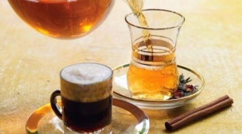 معلومات جديدة عن القهوة والشاي!