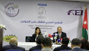 الاردن يستضيف الدوري العربي للفروسية (صور وفيديو)
