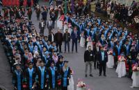 جامعة الزرقاء تحتفل بتخريج الفوج الثاني والعشرين
