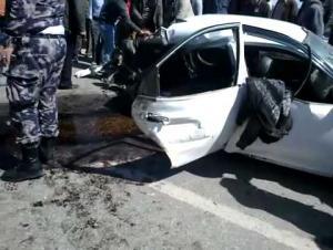 8 اصابات بحادثين في عمان واربد