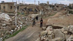 """لماذا تعارض """"اسرائيل"""" اتفاق الهدنة جنوبي سوريا ؟"""