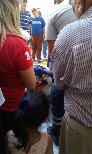 دهس طفلين بمركبة سيدة في طبربور