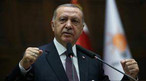 أردوغان يعلق حول تحويل آيا صوفيا لمسجد