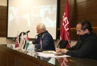 """جامعة الشرق الأوسط  تنظم ندوة بعنوان """" التعليم العالي في الأردن"""""""