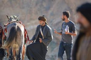 """انتهاء تصوير المسلسل الأردني """"العقاب والعفراء"""" (صور)"""