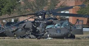 مقتل عسكريين امريكيين بتحطم مروحية بكاليفورنيا