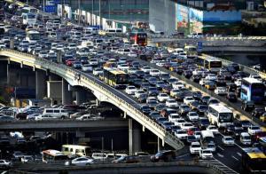 ضوضاء وسائل النقل تزيد من خطر أمراض القلب والسكري