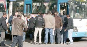 الجنايات: توقيف شاب هتك عرض سيدة في حافلة نقل عام
