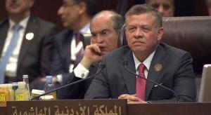 الملك : الأردن هو الأقرب لفلسطين ودماء شهدائنا هناك لا زالت ندية