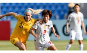 اليابان بطلا لكأس اسيا للسيدات