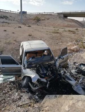وفاة طفل وإصابة والدته وشقيقه بحادث تدهور في اربد