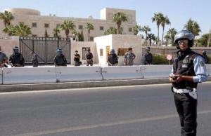 """مبادرة شبابية تطالب بتسمية شارع السفارة الامريكية بـ """"القدس"""""""