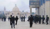 دعوات للنفير الى الأقصى ومطالبات للأردن بالتدخل