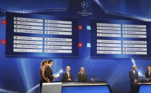 برشلونة يواجه سيتي جوارديولا ..  ومجموعة قوية لريال مدريد في دوري الأبطال