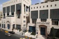 الغاء ترخيص بنك أبو ظبي الوطني بالاردن