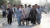 24 قتيلا بتفجير استهدف تجمعا انتخابيا لرئيس أفغانستان