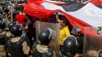 في ذكرى الحراك .. آلاف العراقيين بساحة التحرير