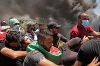 إصابات بقمع الإحتلال لفعاليات متضامنة مع جبل صبيح
