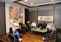زين تكرّم أبطالها البارالمبيين بعد إنجازاتهم في طوكيو 2020