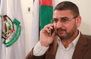حماس : محادثات التهدئة توقفت