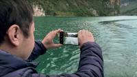 """""""آبل"""" تتباهى بقدرات كاميرات هواتفها (فيديو)"""