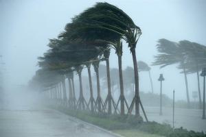 الارصاد تحذر من خطر سرعة الرياح الليلة
