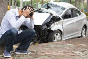 وفاة واصابتان بحادث تصادم في الكرك