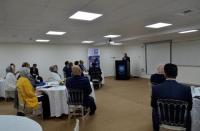 بحث العلاقة التشاركية بين كلية الصيدلة في عمان الأهلية ونخبة من أرباب العمل