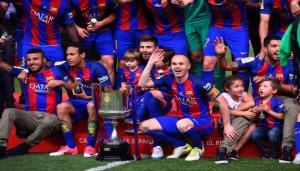 الريال رفض تهنئة برشلونة