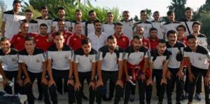 «أولمبي الكرة» يسجل بداية قوية في تصفيات كأس آسيا
